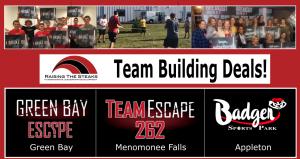 Team Building Banner