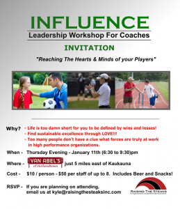 Htown Influence Invite